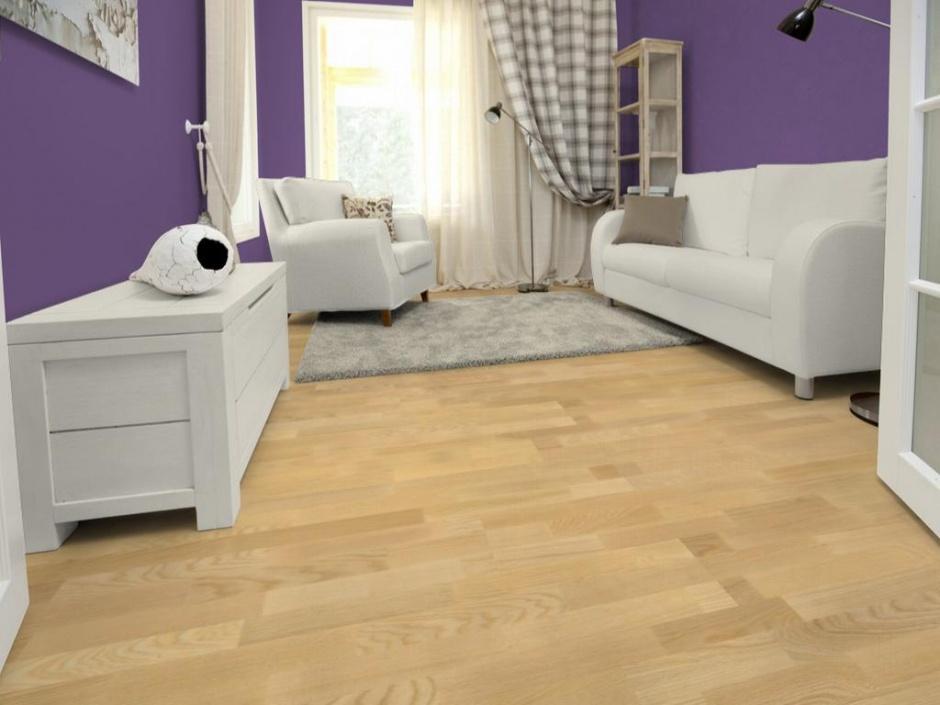 Дизайн комнаты беленый дуб