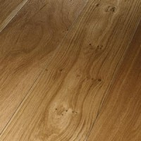 European Oak lacquered Natur wideplank
