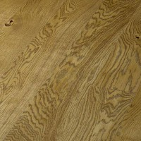 Oak Classic brushed Antique Brown plank 185