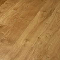 Oak Classic brushed matt plank 185