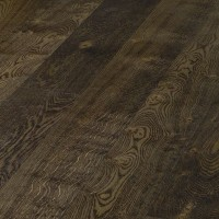 Oak Vintage brushed Eben Black plank 185